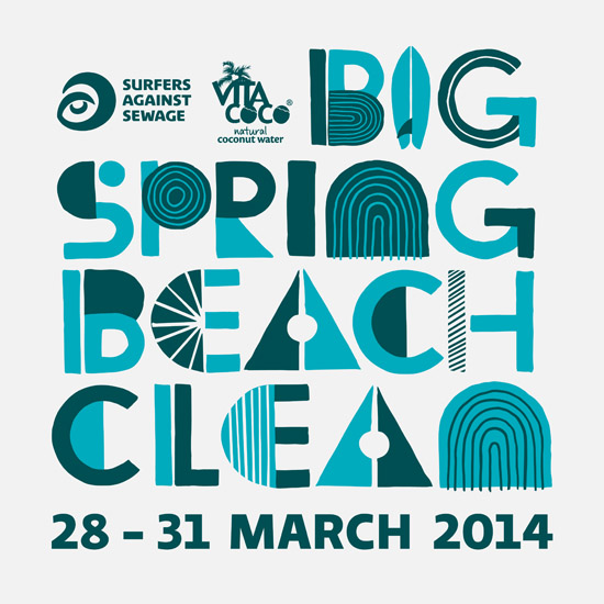 Rogue Mag Surf - Big Spring Beach Clean 2014