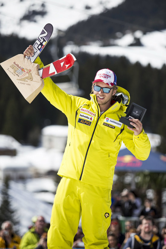 Red Bull SKiLLS 2014 remains in Swiss hands