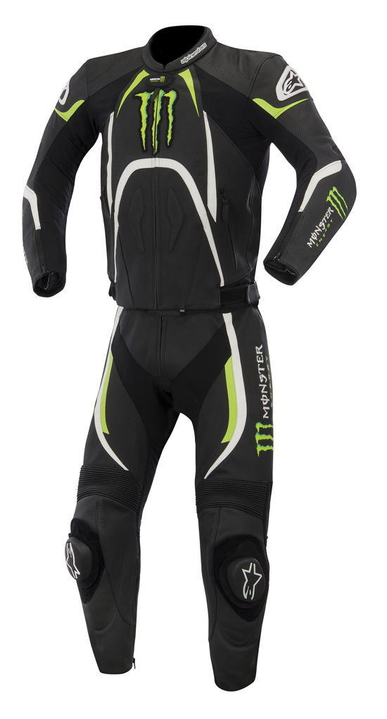 Rogue Mag Motorsports - The new Alpinestars Monster Energy Collection