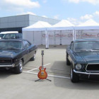 Become a rockstar with Gibson at the Silverstone Classic