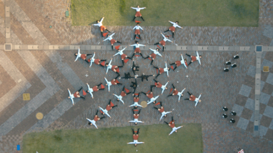 OK Go unveil their most EPIC video yet for 'I Won't Let You Down'