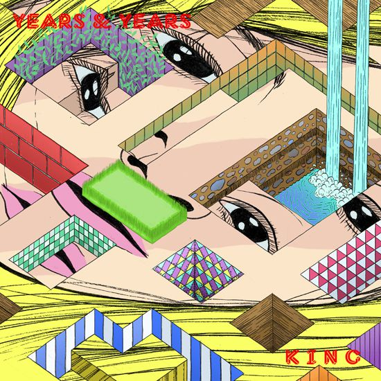 Years & Years unveil 'King' video