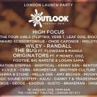 Outlook Festival London Launch Party