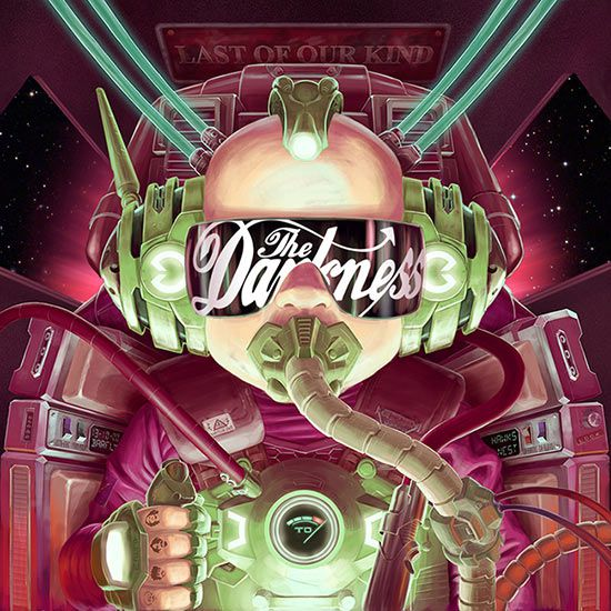 The Darkness – Last Of Our Kind album review