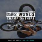 BMX World Championships & Mat Hoffman coming to NASS 2016