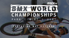 BMX World Championships & Mat Hoffman coming to NASS 2016